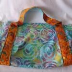 half made bag