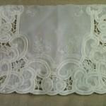 vintage cotton cover opaque panel
