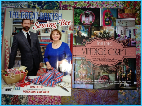 GBSB and Vintage Crafts books!