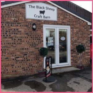 Black Sheep Barn entrance