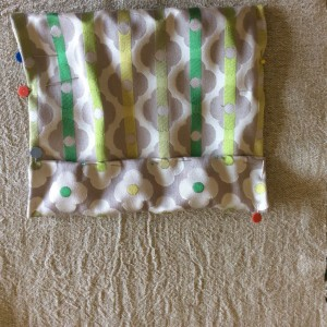 Fabric Pocket for picnic mat