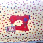sewing machine fabric cover