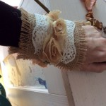 fabric sleeve cuffs