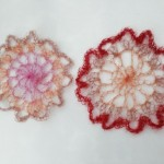 crochet japanese flowers